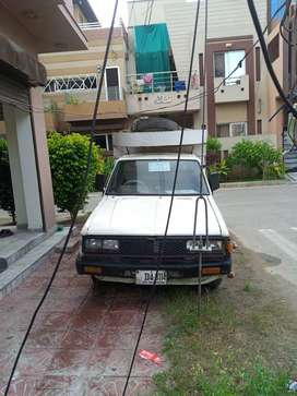 Nissan Dalla pick up 1984 very good condition with new tyres