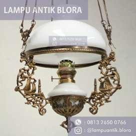 LAMPU ANTIK GANTUNG / KATROL JAWA UKURAN 28
