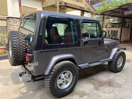 Jeep wrangler 1997 manual