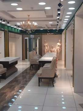 Showroom available for rent at Begum bridge road Meerut