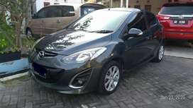 Dijual Mazda2 2014 automatic asli AB