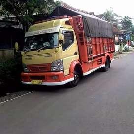 Sewa truck teluk Jambe Karawang
