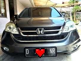 Honda CRV 2.4 ivtec AT 2010 facelift platinum jok kulit elektrik