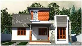 3 bhk 1000 sqft villa for sale