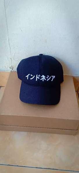 Topi Elfs Japan Black Original