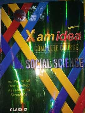 Social science Xam idea for class 9