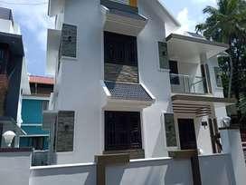 MANNUTHY, MULLAKKARA, New House For Sale, 4.200 cent, 1480 sqft, 3 BHK