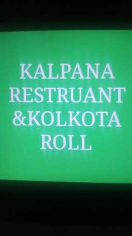 Kolkata rolls & kalpana restaurant