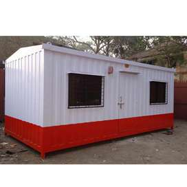 Portable Office Container, Porta Cabin , Size- 20x8x8.5, @ 1,23,000