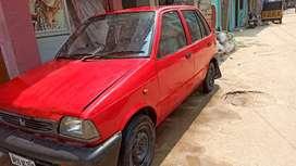 Maruti Suzuki 800 2004 Petrol 48000 Km Driven excellent condition