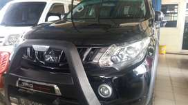 Mitsubishi Triton Type EXCEED AT Double Cabin 2018