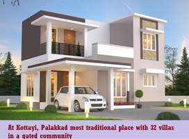@ Kottayi - Pay EMI instead of Rent - 3 Bhk villas with 90% Home Loan