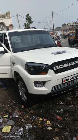Mahindra Scorpio Getaway 2017 Diesel 56000 Km Driven