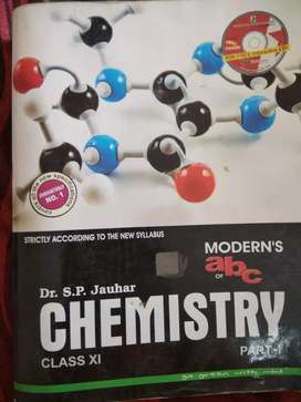Modern's abc of Chemistry Class 11 and 12
