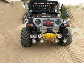 Power steering jeep ready