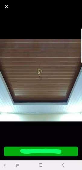 JASA PEMASANGAN PLAFON PVC