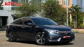 Honda Civic Turbo 1.5 ES 8Airbag 2017 Perfect Condition
