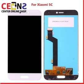 LCD XIAOMI MI5C Mi 5C HITAM
