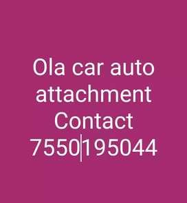 Ola car auto attachment