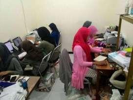 Admin Packing Toko Online Daerah Kapas Krampung Tambaksari