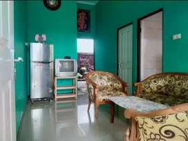 Rumah plus isinya Kertobanyon Kabupaten Madiun