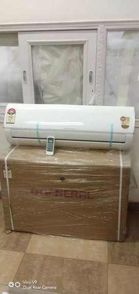 Brand new O general split ac with warranty in just 29999/- call now!!