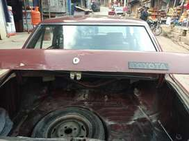 Toyota Corolla 82 model 1c engine best and janwan condition..