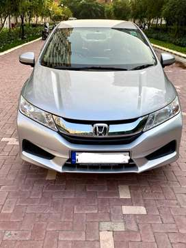 Honda City SV, 2015, Petrol