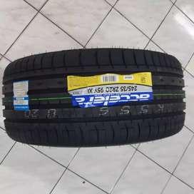 Accelera phi.r ukuran 245/35/20 bisa untuk Honda civic Accord
