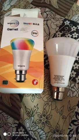 Wipro Smart Led Bulb 16 Million Color