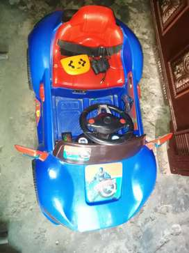 I am seeking kids electric charging car