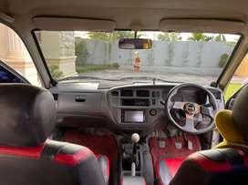 Jual mobil kijang kapsul LGX 1.8 tahun 2001