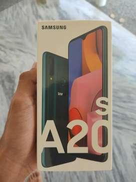 Samsung a20s at 9800
