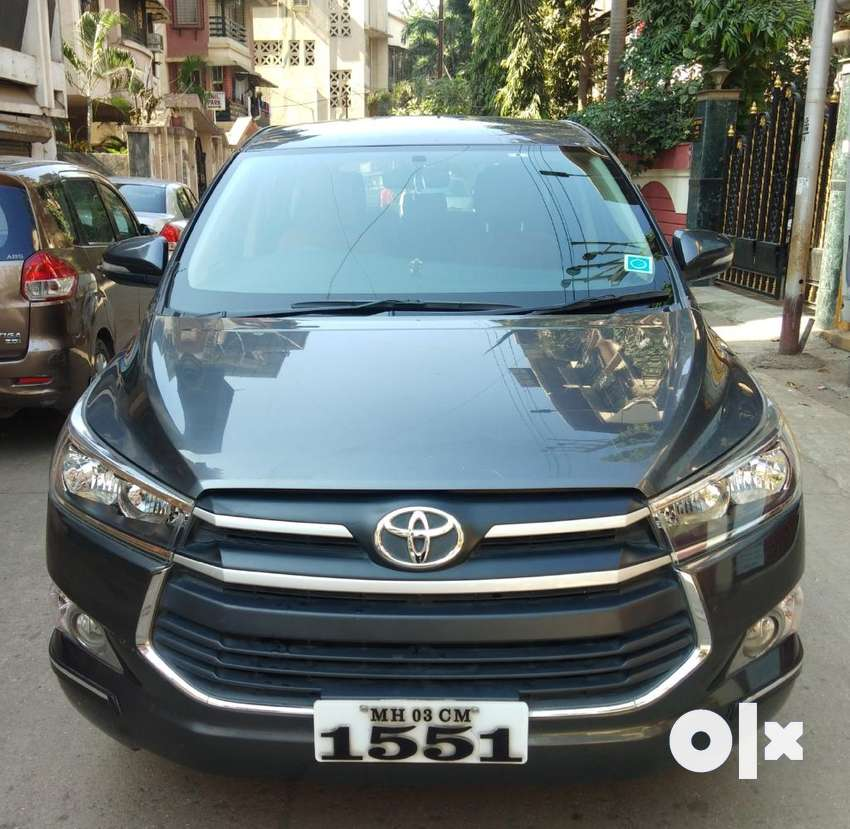 Toyota INNOVA CRYSTA 2.4 GX Manual, 2017, Diesel 0