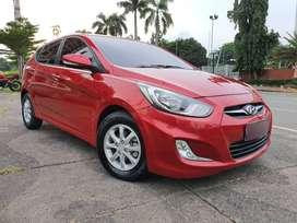 Hyundai Grand Avega GL 2013 Merah Matic