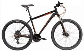 Montra Rock 3.1, 24 gears bicycle