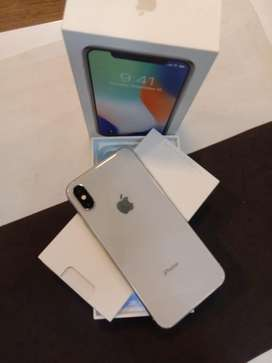 APPLE IPHONE X 256GB CONDITION GOOD WITH WARRANTY ₹₹