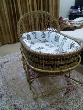 Rocking cradle in best condition