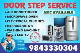 Ac service , LED TV service