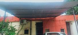 Car shed for sale iron shed in good condition 6 heavy pipessize= 15×18