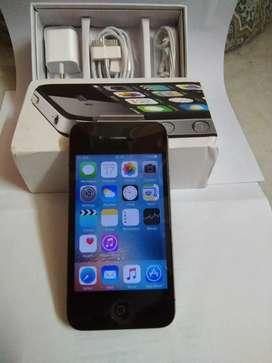 Refurbished I phone 4s 16gb get the charm