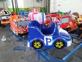 GAL mainan odong odong kereta pasar malam labirin