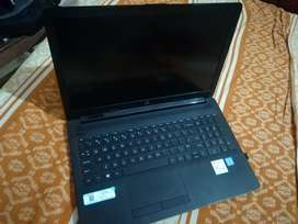 HP laptop i3, window 10