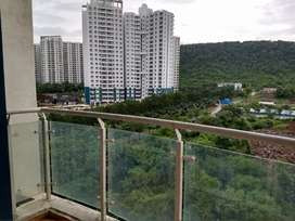 2 Bhk fully furnished flat is available