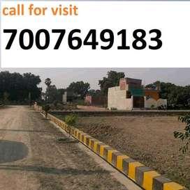 Pahle kabja bad registry sultanpur road se lage plot le