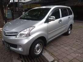 Daihatsu New Xenia D mt 2014 Silver Murah Irit lagi