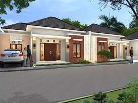 Rumah Baru model Minimalis Modern dekat Terminal Giwangan [R23]