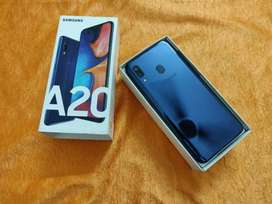 Exchange - Samsung A20 one month used