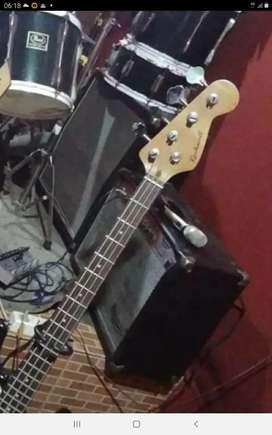 Russel rg 60 ampli gitar
