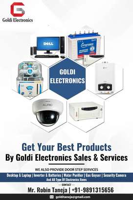 Phone, mobile, microwave, oven, inverter, RO water purifier